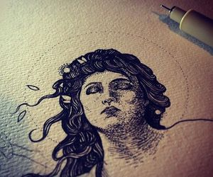 art, art noveau, and arte image