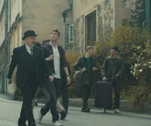 oxford, max irons, and england image