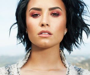demi lovato, demi, and Queen image