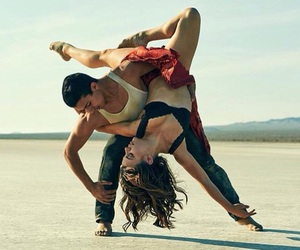 beautiful and dancer image