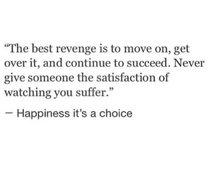 quotes, happiness, and move on image
