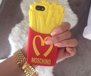 case, Moschino, and iphone image