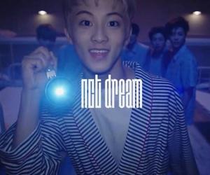 mark, nct dream, and k pop mv image