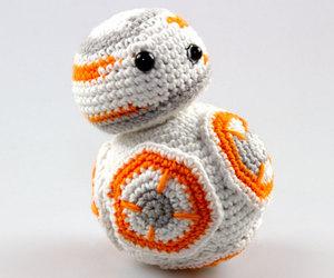 amigurumi, crochet, and doll image