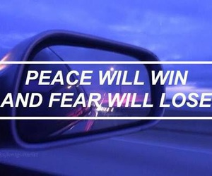 aesthetic, grunge, and peace image