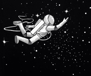 astronaut, astronomie, and catch image