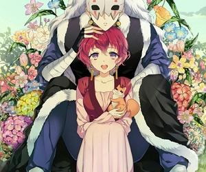 akatsuki no yona, anime, and yona image