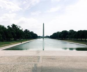 DC, travel, and monument image