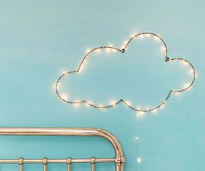 baby, bedroom, and cloud image