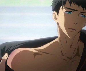 anime, sousuke, and boy image