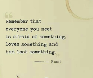 quotes and Rumi image