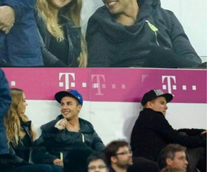 funny, Relationship, and holger badstuber image