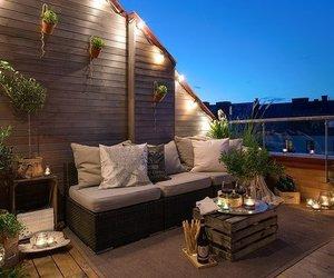 house, home, and balcony image