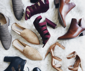 boots, fall, and shoes image