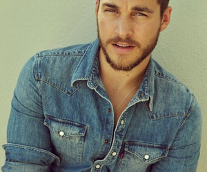 chris wood, handsome, and celebrities image