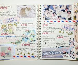 journal, studyblr, and organization image