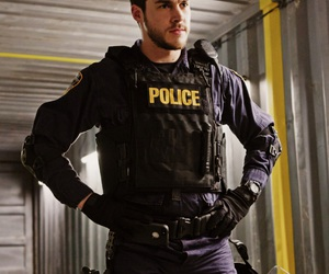 actor, police, and the vampire diaries image