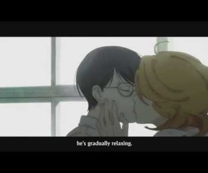 anime, doukyuusei, and bl image