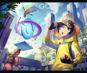 pokemon go and pokemon image