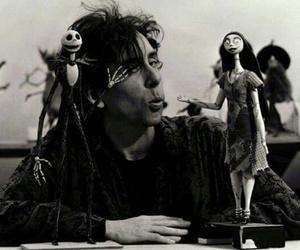 tim burton, sally, and jack image