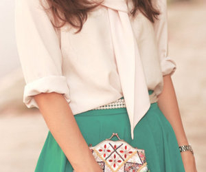 lovely, style, and outfit image