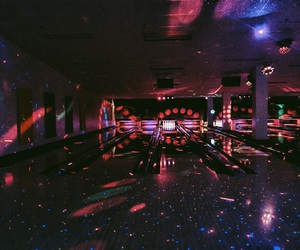 aesthetic and bowling image