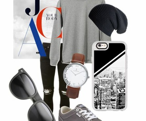 boy, outfit, and Polyvore image