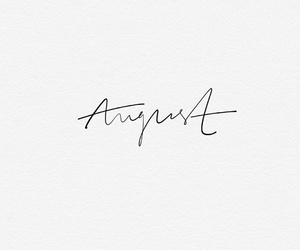 August, autumn, and love image