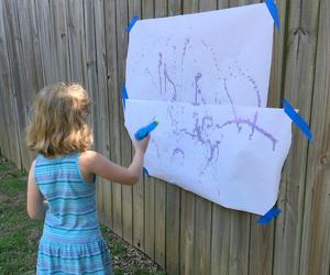 water gun and outdoor art image