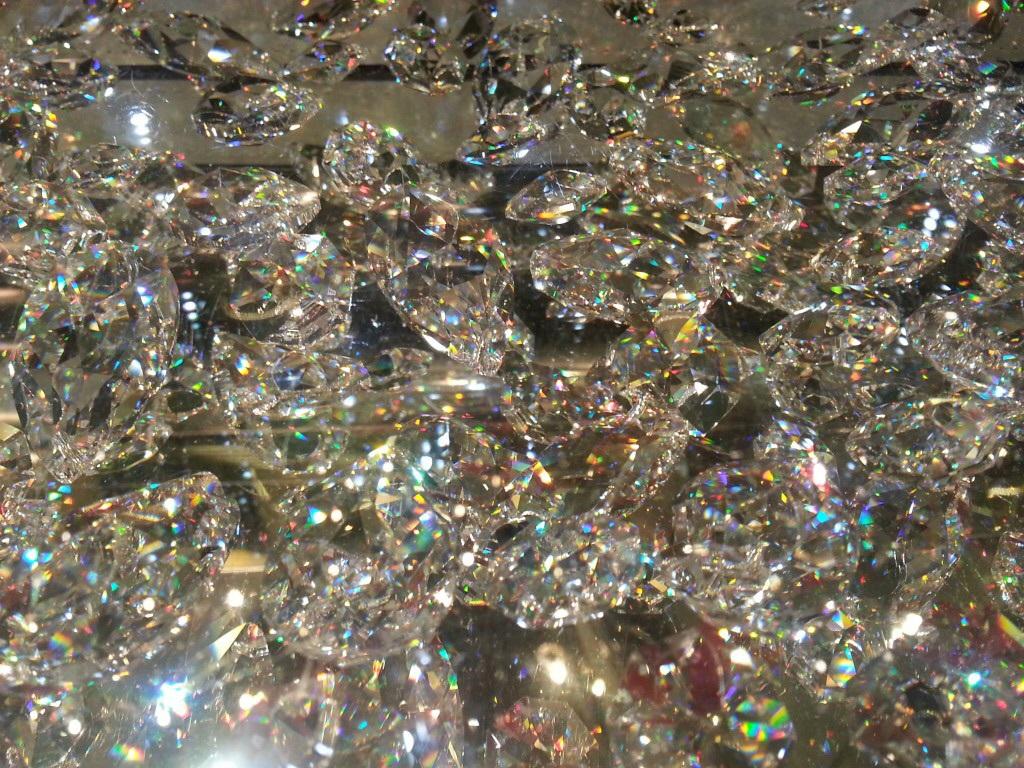 diamond and aesthetic image