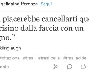 acida, frasi in italiano, and frasi stronze image
