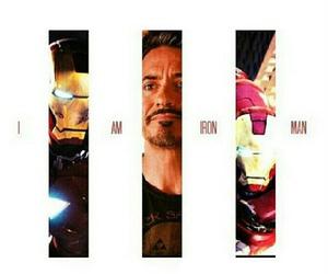 Avengers, hero, and iron man image