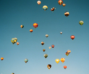 35mm, hot air, and air balloons image