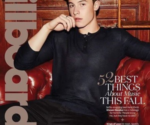 shawn mendes, billboard, and boy image