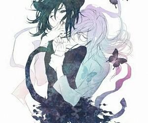 loveless, yaoi, and soubi x ritsuka image