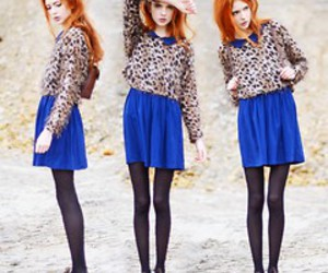 beautiful, lookbook, and red hair image