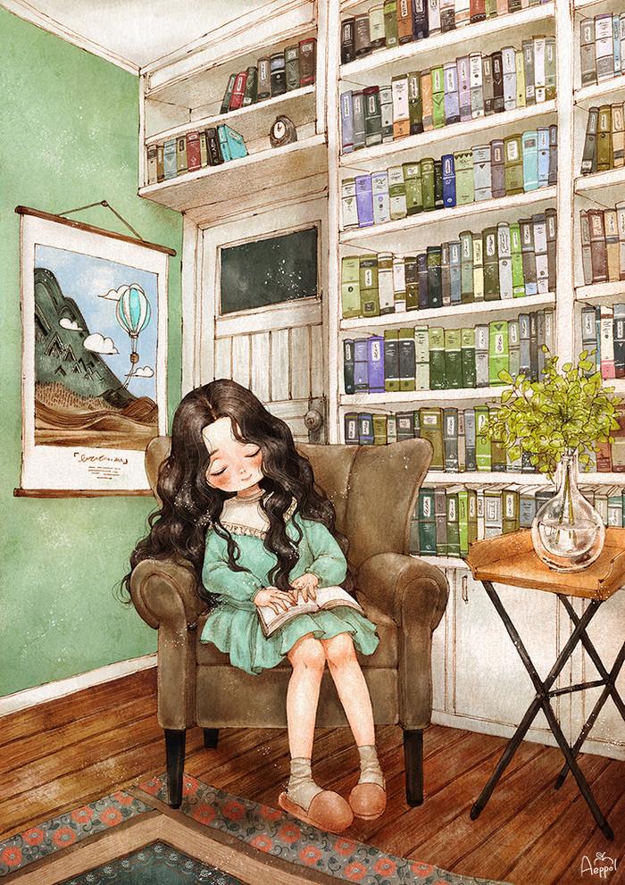 صور كرتونيه للبنات رسومات بنات كرتون كيوت رسم