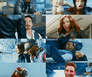 captain america, chris evans, and civil war image
