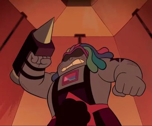 breaking point, steven universe, and bismuth image