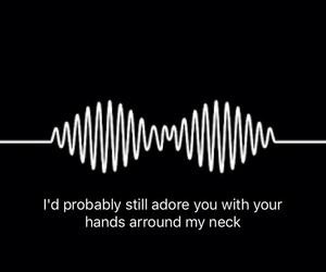 505, black and white, and Lyrics image