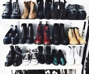 shoes, style, and boots image