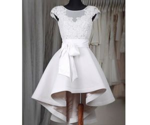 cocktail dresses, short wedding dresses, and homecoming dresses image