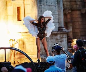 model, Victoria's Secret, and taylor hill image