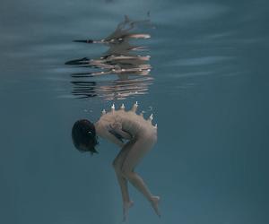 alternative, fantasy, and nudity image