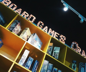 board games, games, and cafe image