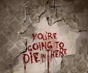 american horror story, ahs, and die image