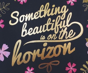 beautiful, quotes, and horizon image