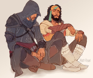 fanart, assassin's creed, and ac2 image