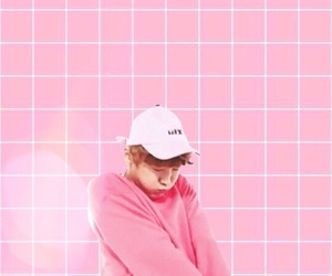 kpop, pink, and astro image