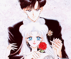 manga and sailor moon image
